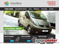 InterBus – busy do Holandii